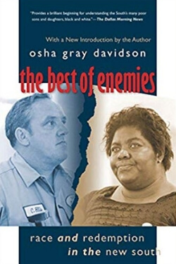 book cover The Best of Enemies by Osha Gray Davidson