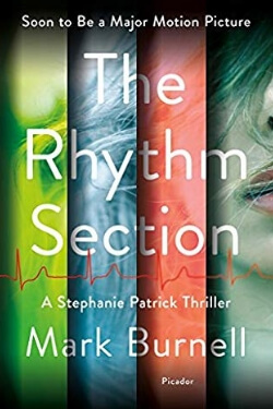 book cover The Rhythm Section by Mark Burnell