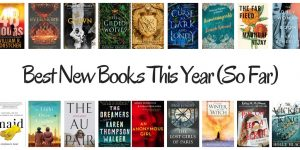 One month into January, and we all geared up to list the best new books this year ... and least the best new books this year so far!