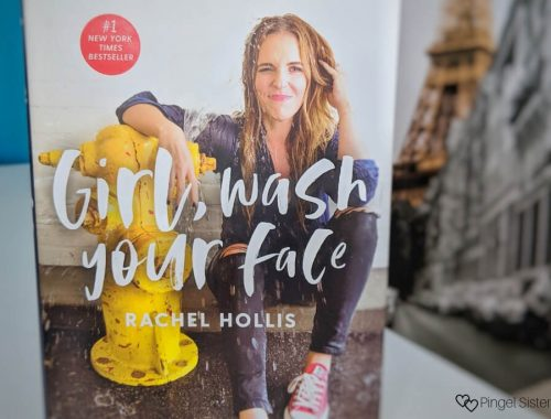 February 2019 Book Club Pick: Girl, Wash Your Face by Rachel Hollis