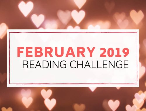 February Reading Challenge 2019