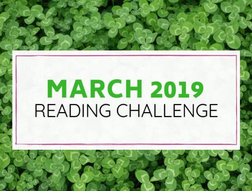 Try your luck with some new books by joining our March Reading Challenge. Each week, we have a different topic and some book suggestions just for you!