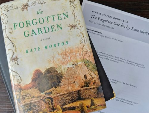 The Forgotten Garden Discussion Questions - Pingel Sisters Book Club January 2019