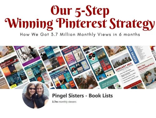 Our 5-Step Winning Pinterest Strategy