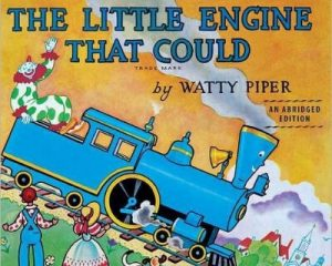 Book Cover for The Little Engine That Could by Watty Piper