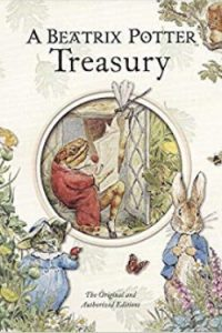 Book cover for A Beatrix Potter Treasury
