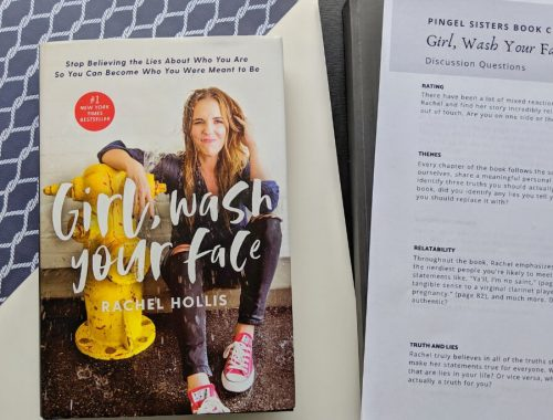 February 2019 Book Club Discussion Questions: Girl, Wash Your Face by Rachel Hollis