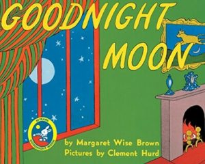 Book cover for Goodnight Moon by Margaret Wise Brown