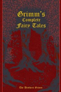 Book cover for Grimm's Complete Fairy Tales