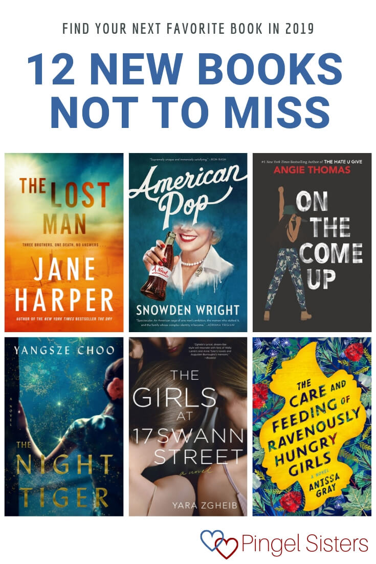 12 New Books Not to Miss - To help you find your next favorite book in 2019., we have our thoughts on the hottest new book releases.