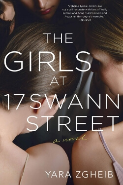 Book cover for The Girls at 17 Swann Street by Yara Zgheib