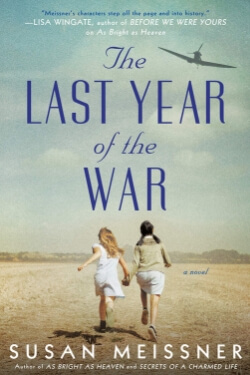 Book cover for The Last Year of the War by Susan Meissner