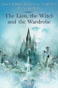 Book cover for The Lion, The Witch and The Wardrobe by C. S. Lewis