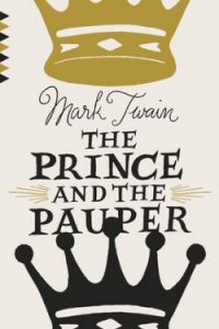 Book cover for The Prince and the Pauper by Mark Twain