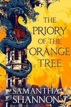 Book Cover for The Priory of the Orange Tree by Samantha Shannon