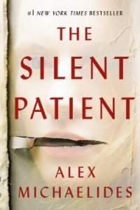 Book cover for The Silent Patient by Alex Michaelides