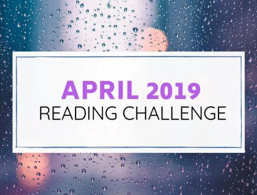 April Reading Challenge: Spring Into Some New Books