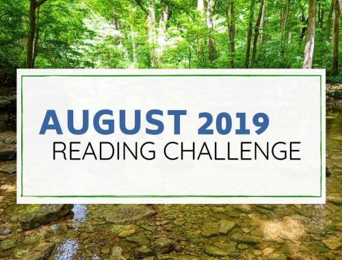 August 2019 Reading Challenge