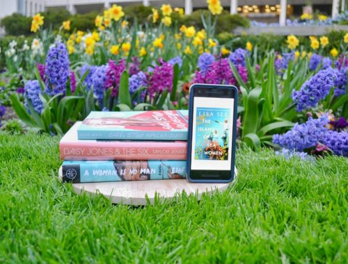 Book stack - The Best Books of Spring 2019