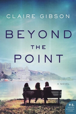 Book cover for Beyond the Point by Claire Gibson