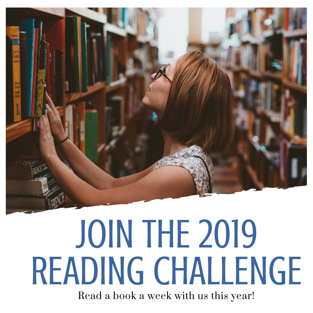 Join the 2019 Reading Challenge