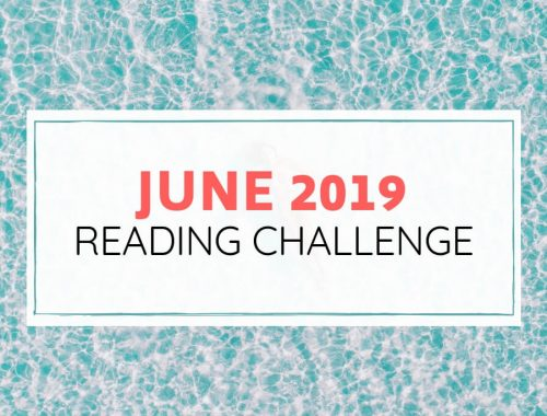 June 2019 Reading Challenge