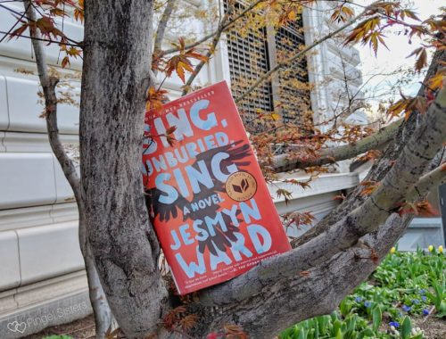 Book cover Sing, Unburied, Sing by Jesmyn Ward