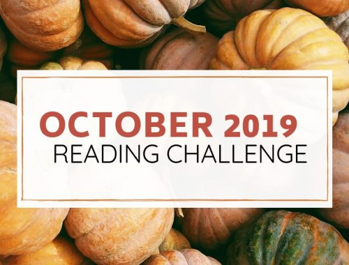 October 2019 Reading Challenge