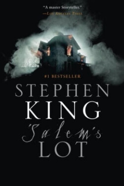 Book cover for Salem's Lot by Stephen King
