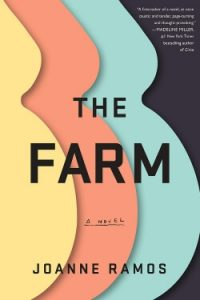 Book cover for The Farm by Joanne Ramos