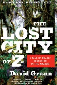 Book cover for The Lost City of Z by David Grann