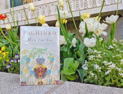 book cover Pachinko by Min Jin Lee