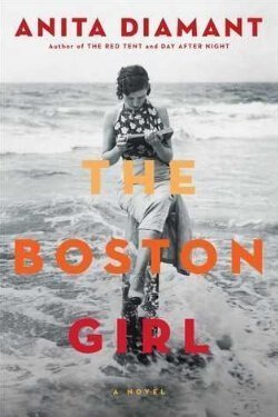 book cover The Boston Girl by Anita Diamant