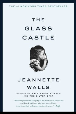 book cover The Glass Castle by Jeannette Walls