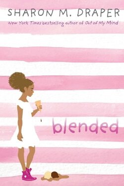book cover Blended by Sharon M. Draper