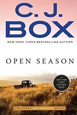 book cover Open Season by C. J. Box
