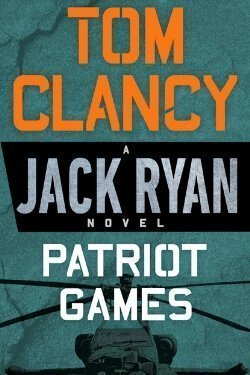 book cover Patriot Games by Tom Clancy