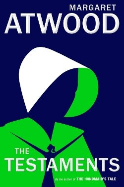 book cover The Testaments by Margaret Atwood